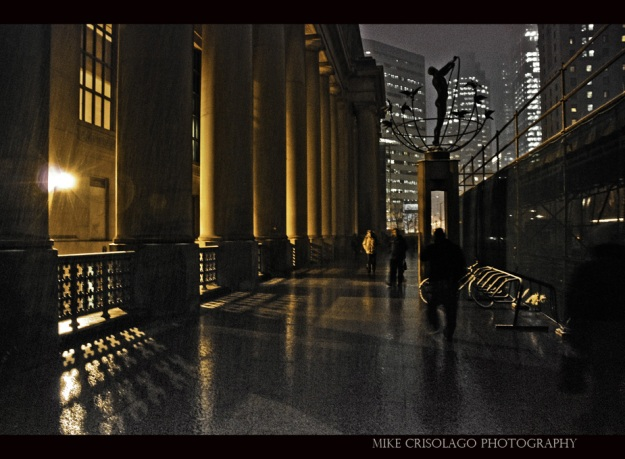 Union Station, Toronto, Snow, Light, Mike Crisolago, Street Photography, Photography