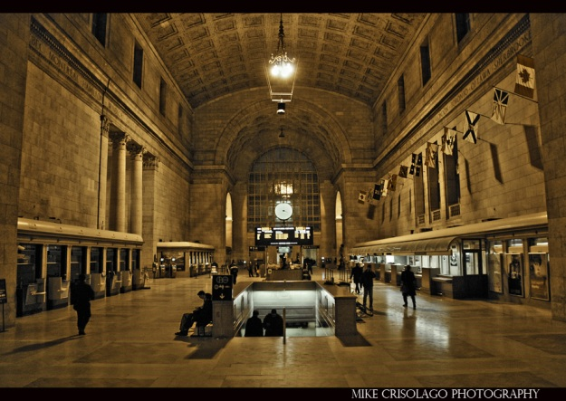 Union Station, Toronto, Photography, Street Photography, Mike Crisolago