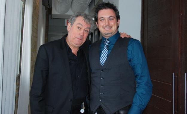 Terry Jones, Monty Python, Toronto
