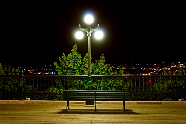Dufferin Terrace Boardwalk, Quebec City, Quebec, Canada, Mike Crisolago, Photography