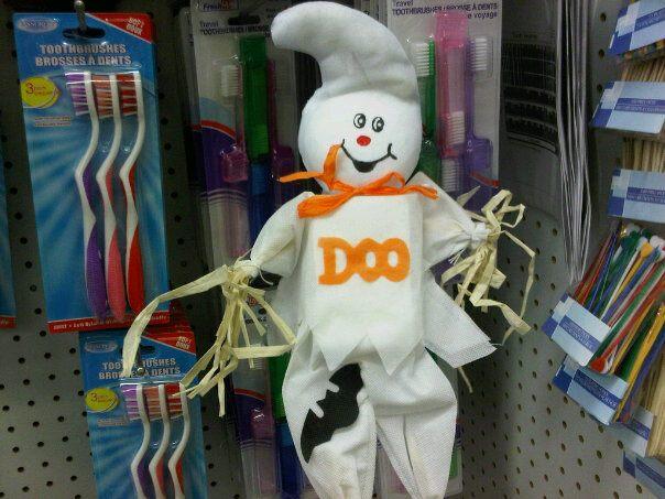 Halloween, Dollar Store