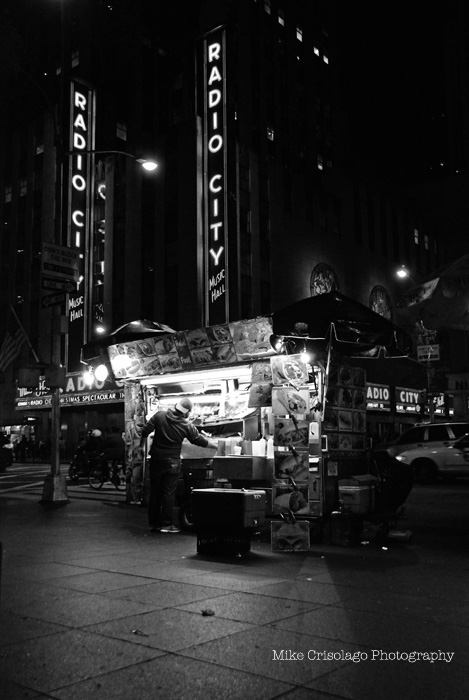 NEw York City, Radio City Music Hall, Mike Crisolago, Photography